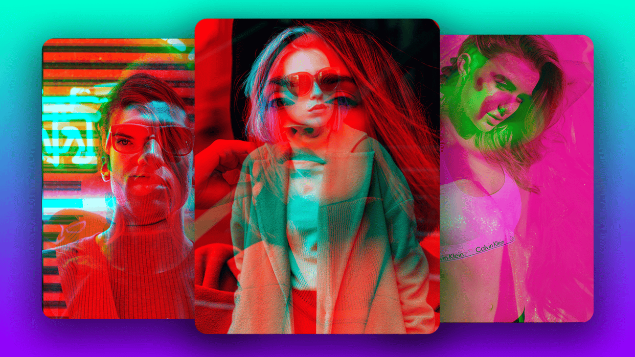 Create stunning image mixes in less than 5 minutes in Photoshop - student project