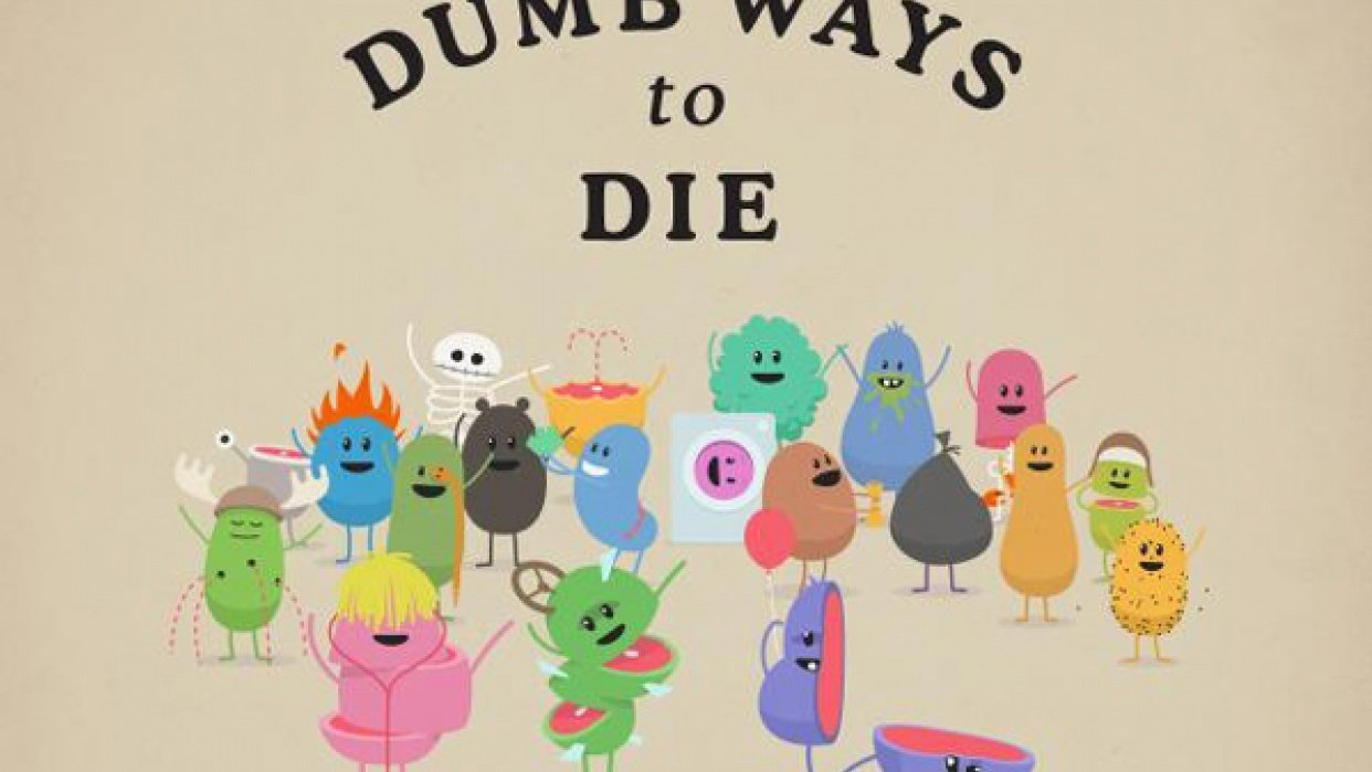 Dumb Ways to Die - student project