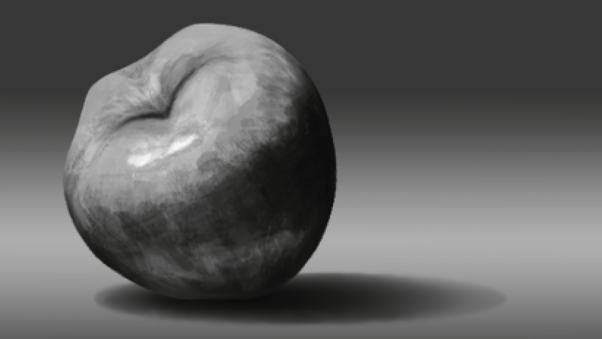 Value Digital Painting - student project