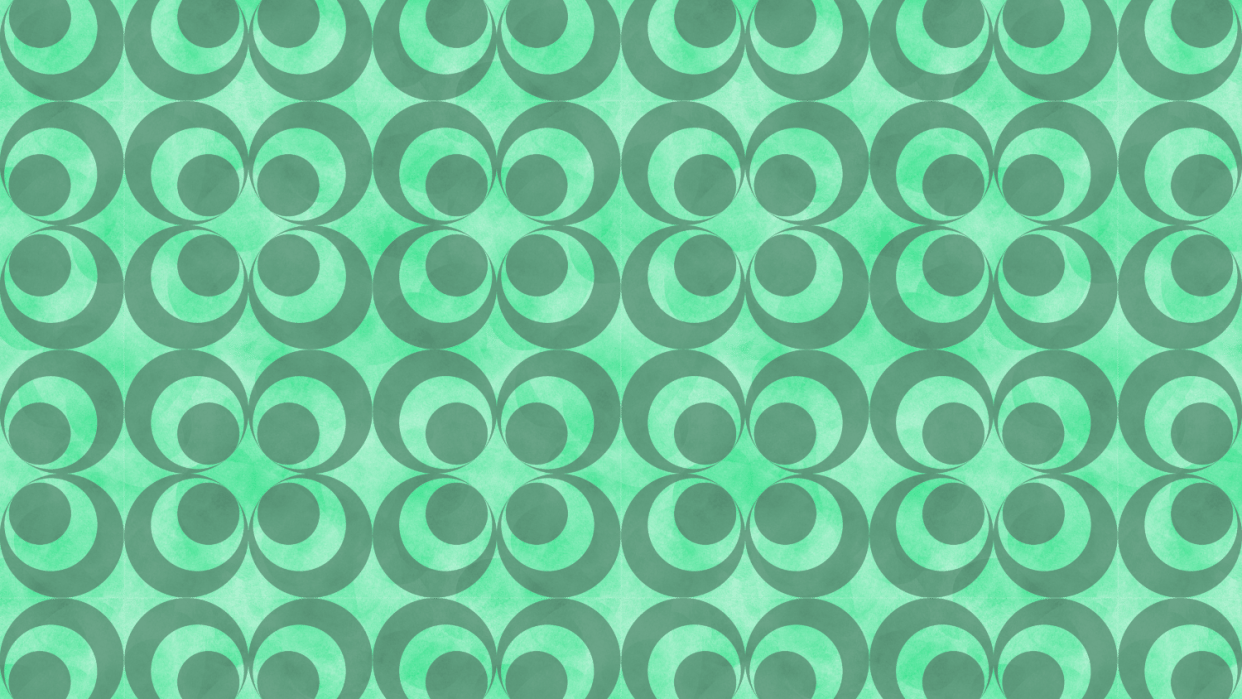 textured in gimp geometric pattern done in inkscape - student project