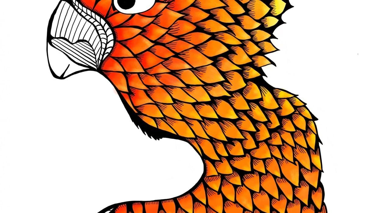 Edgar the Phoenix - student project