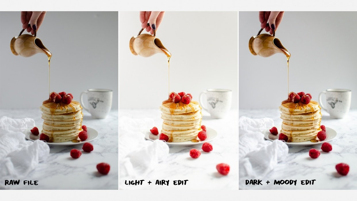 Pancake Stack - student project