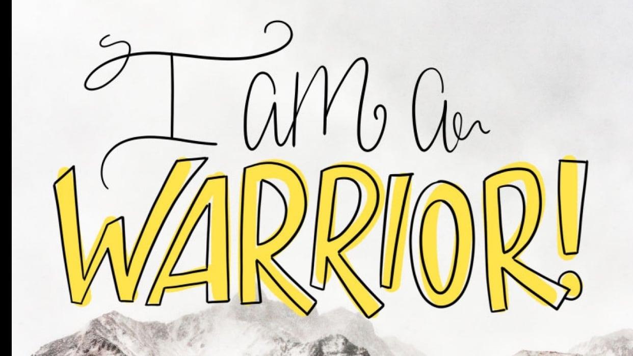I am a WARRIOR!!! - student project