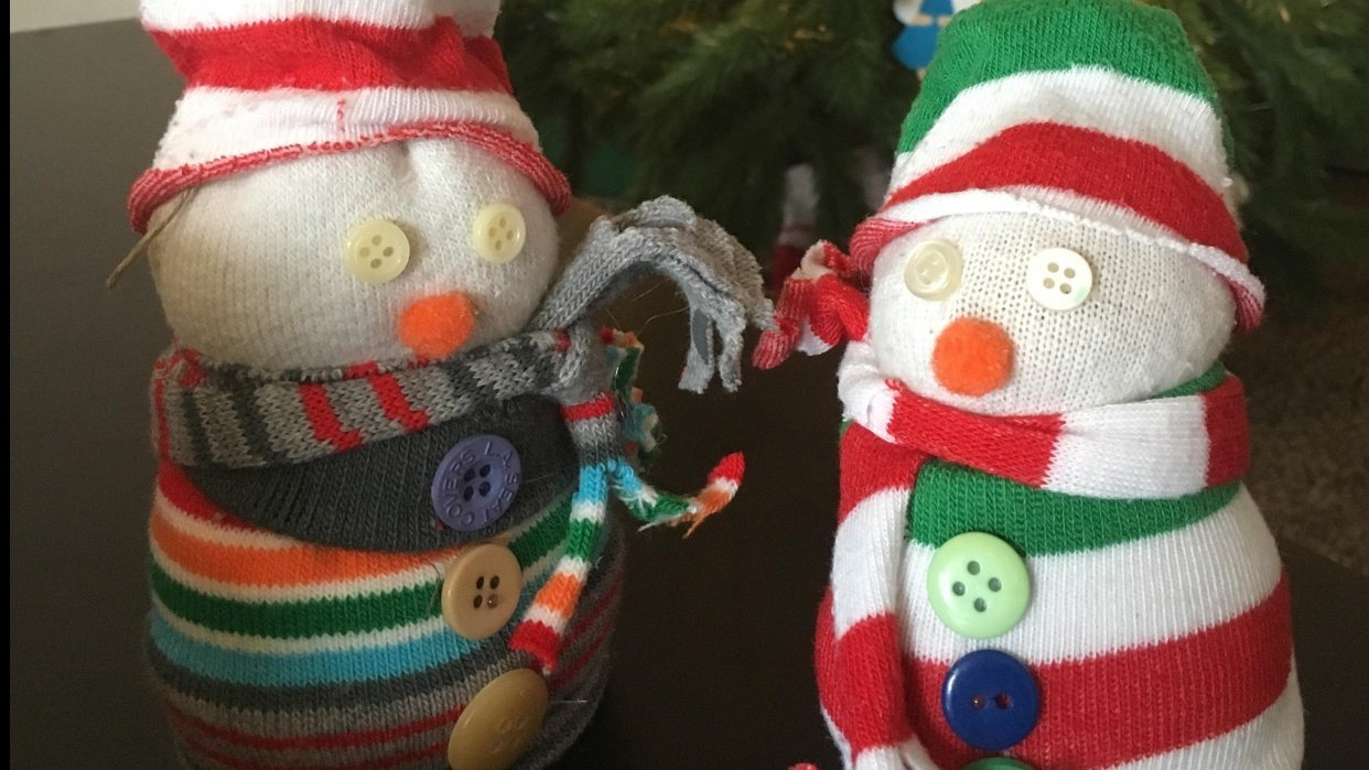 Ruby's snowman project - student project