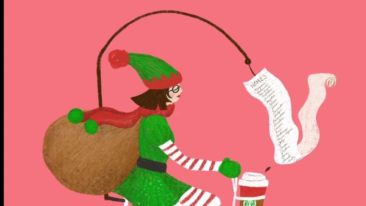 Santa's Helper - student project