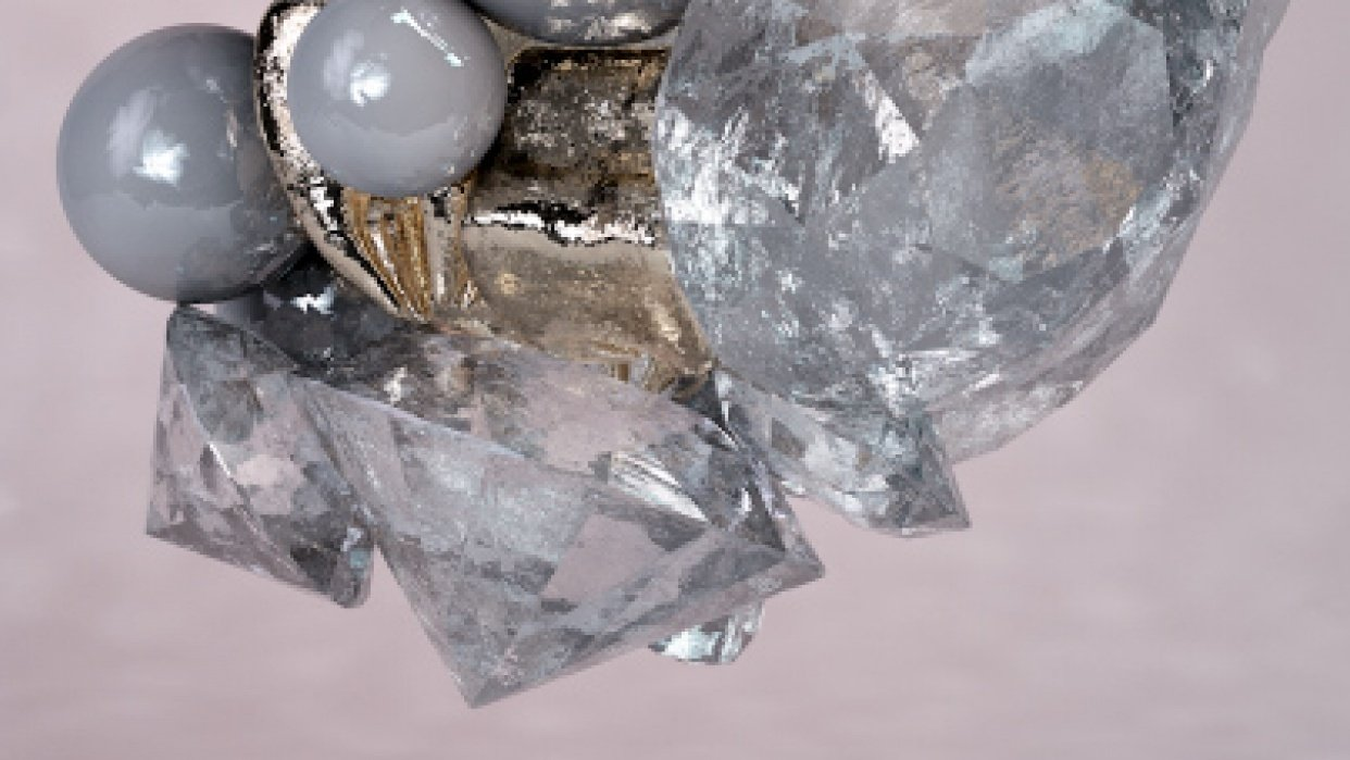 Gold Teeth + Diamonds - student project