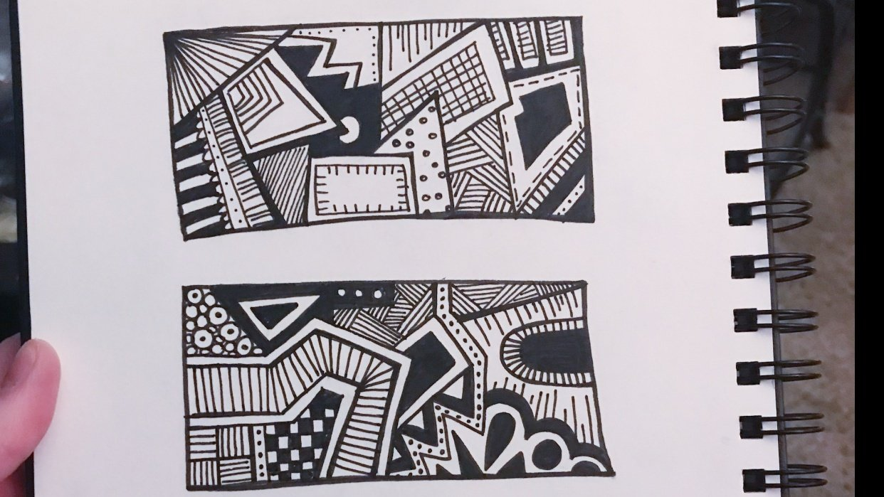 My Doodles :) - student project