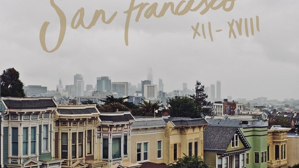 San Francisco - student project