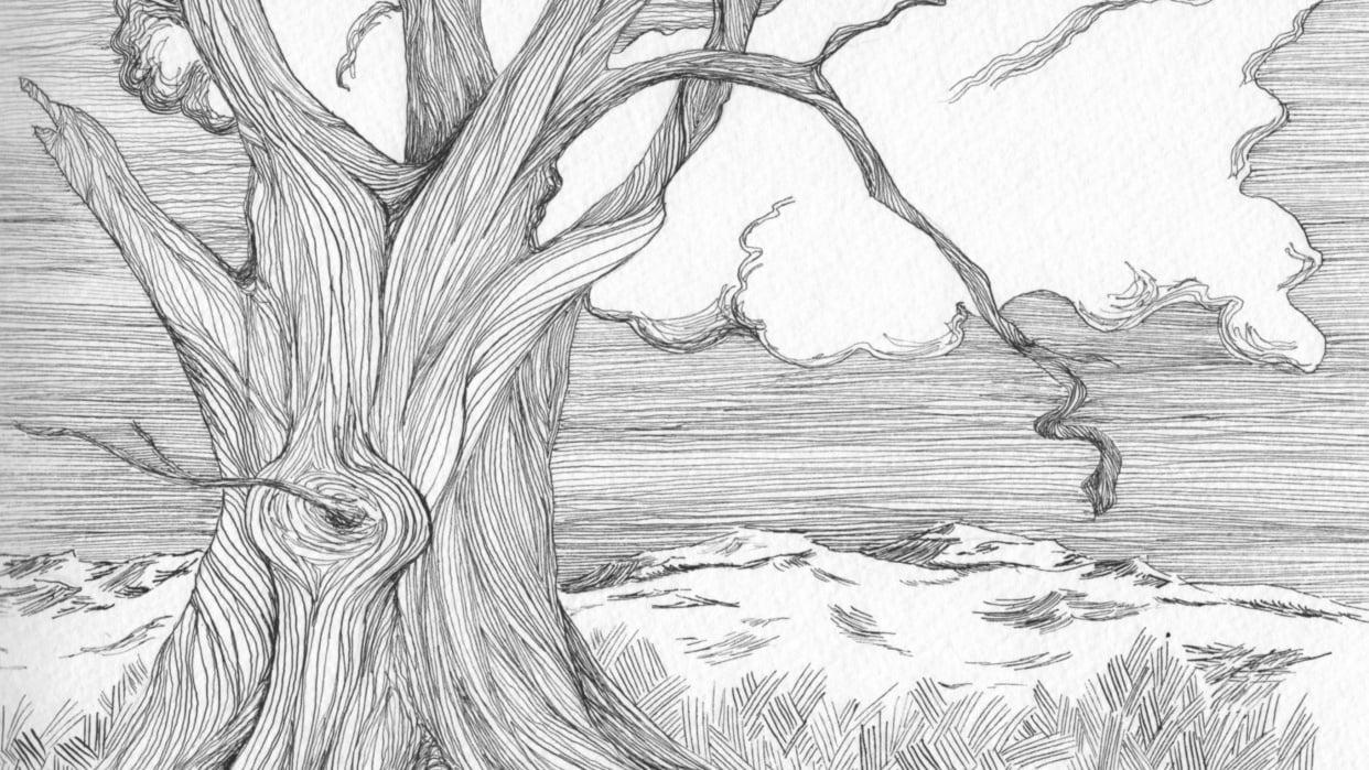 English Tree - student project