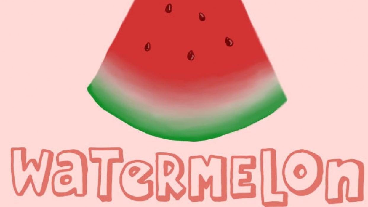 Melon Mania - student project
