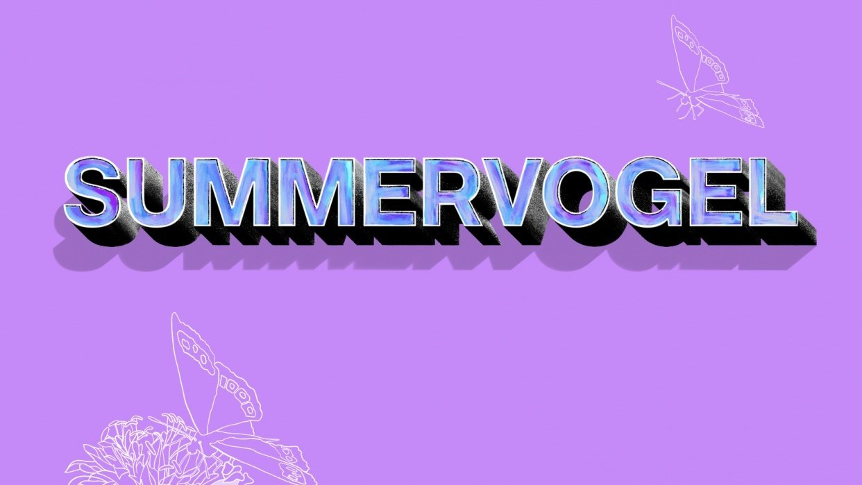 Summervogel - student project