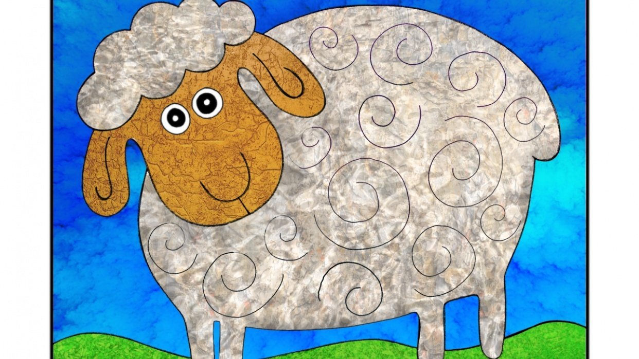 Happy Sheep - student project