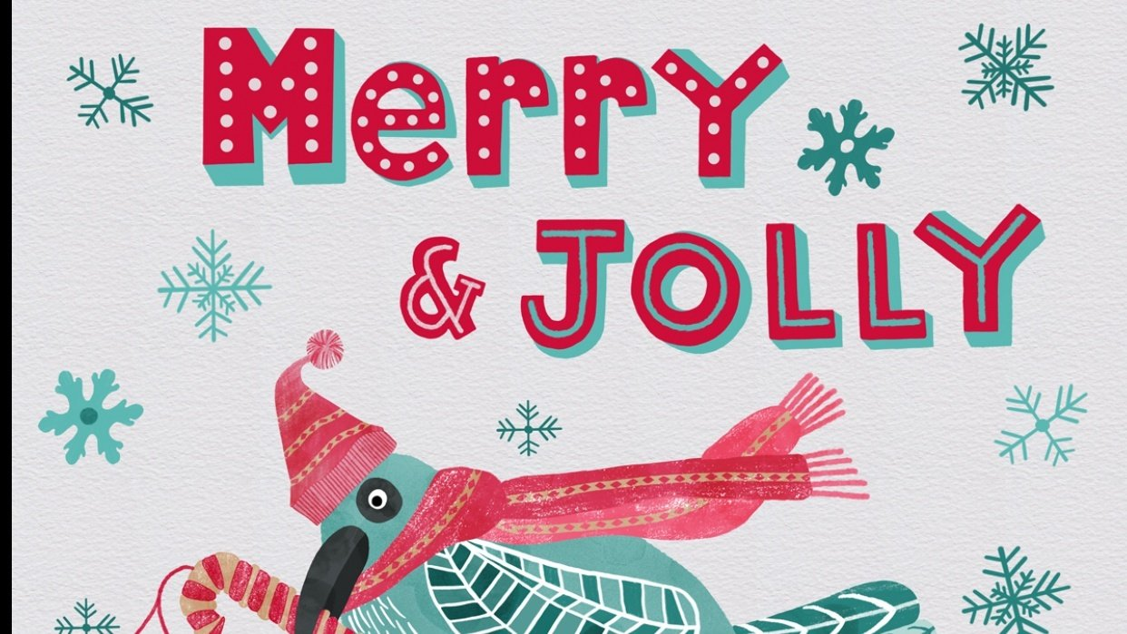 Merry & Jolly - student project