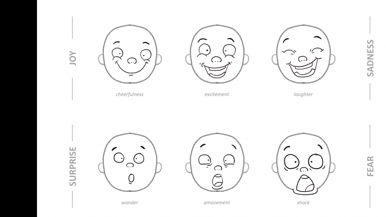 From Feelings to Faces - student project