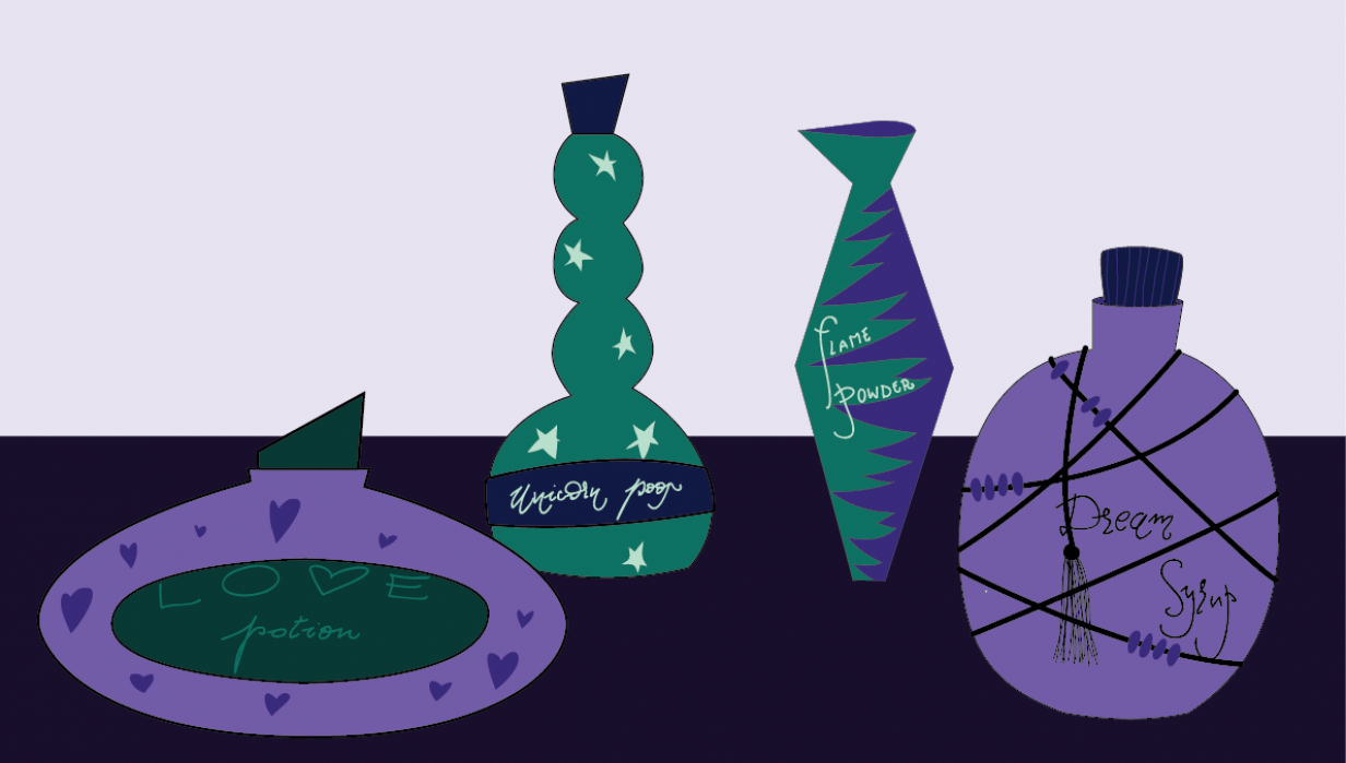 Bottles - student project