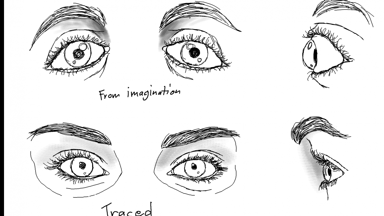Eyes by Destry - student project