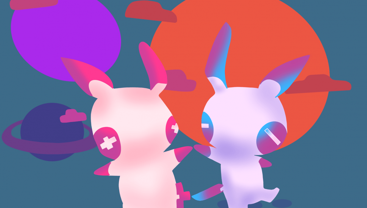 Plusle & Minun - student project