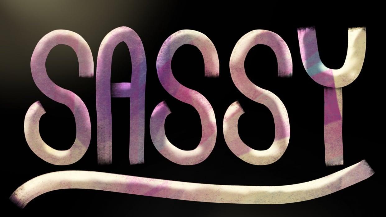 Sassy - student project