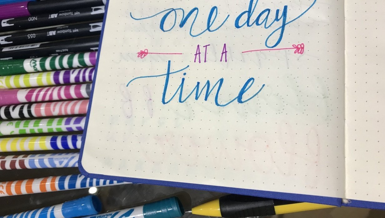 One_day_at_a_time - student project