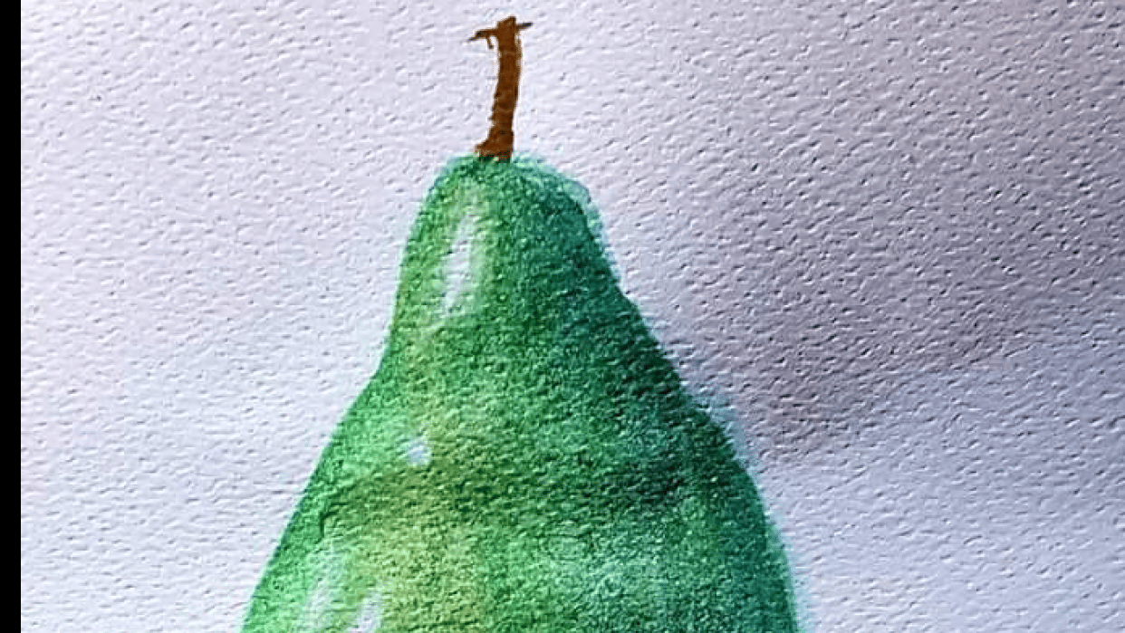 My pear! - student project