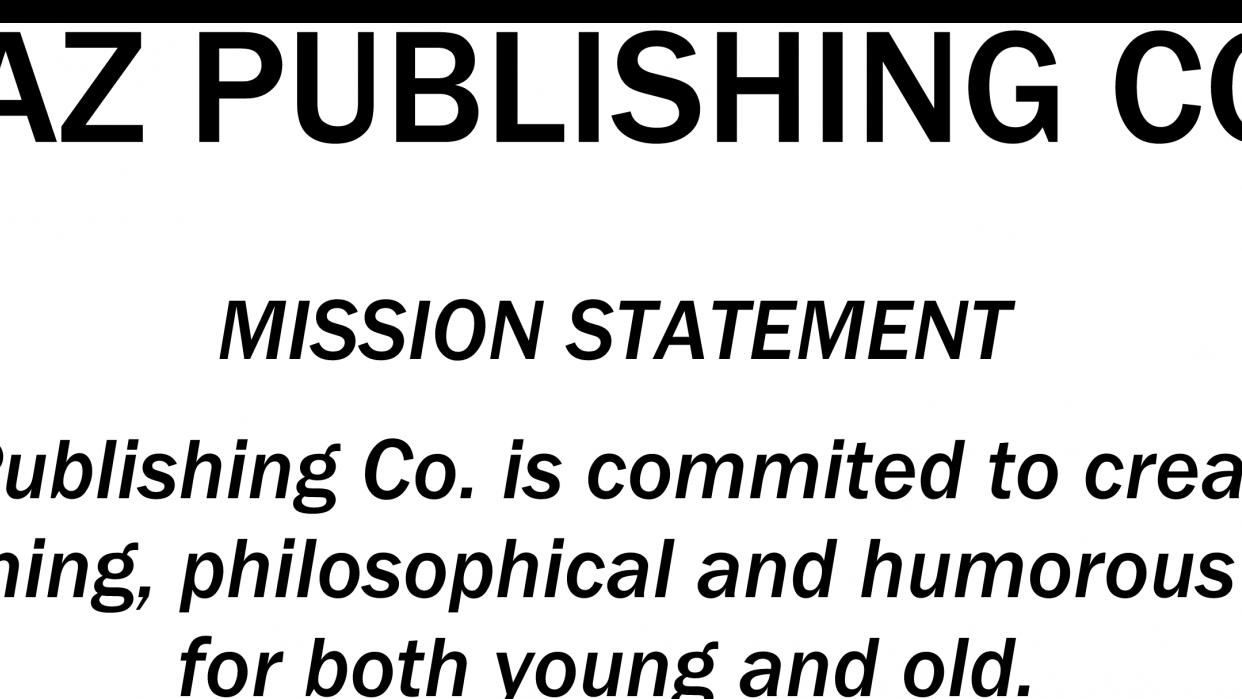 Taz Publishing Co. - student project