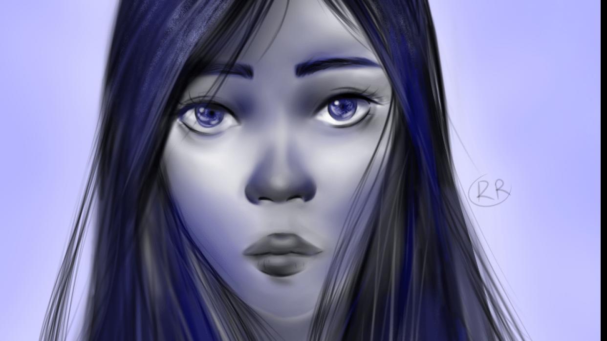 Character Portrait - student project