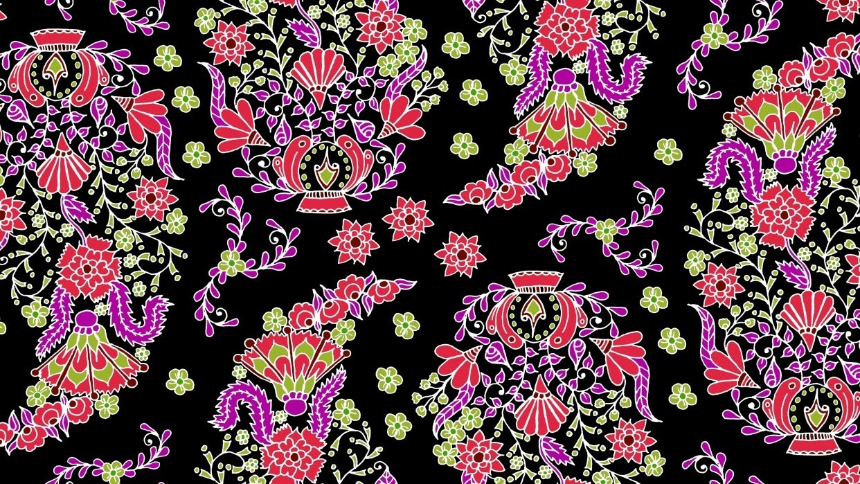 Fun with Paisley - student project