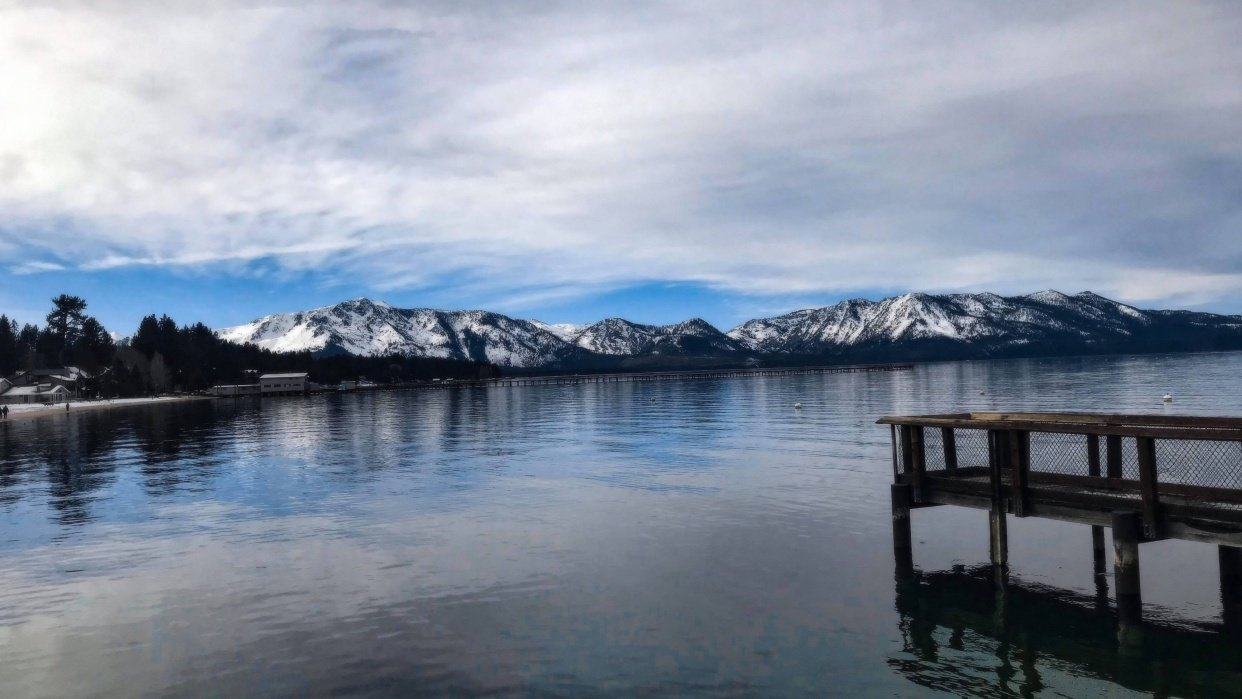 South Lake Tahoe - student project