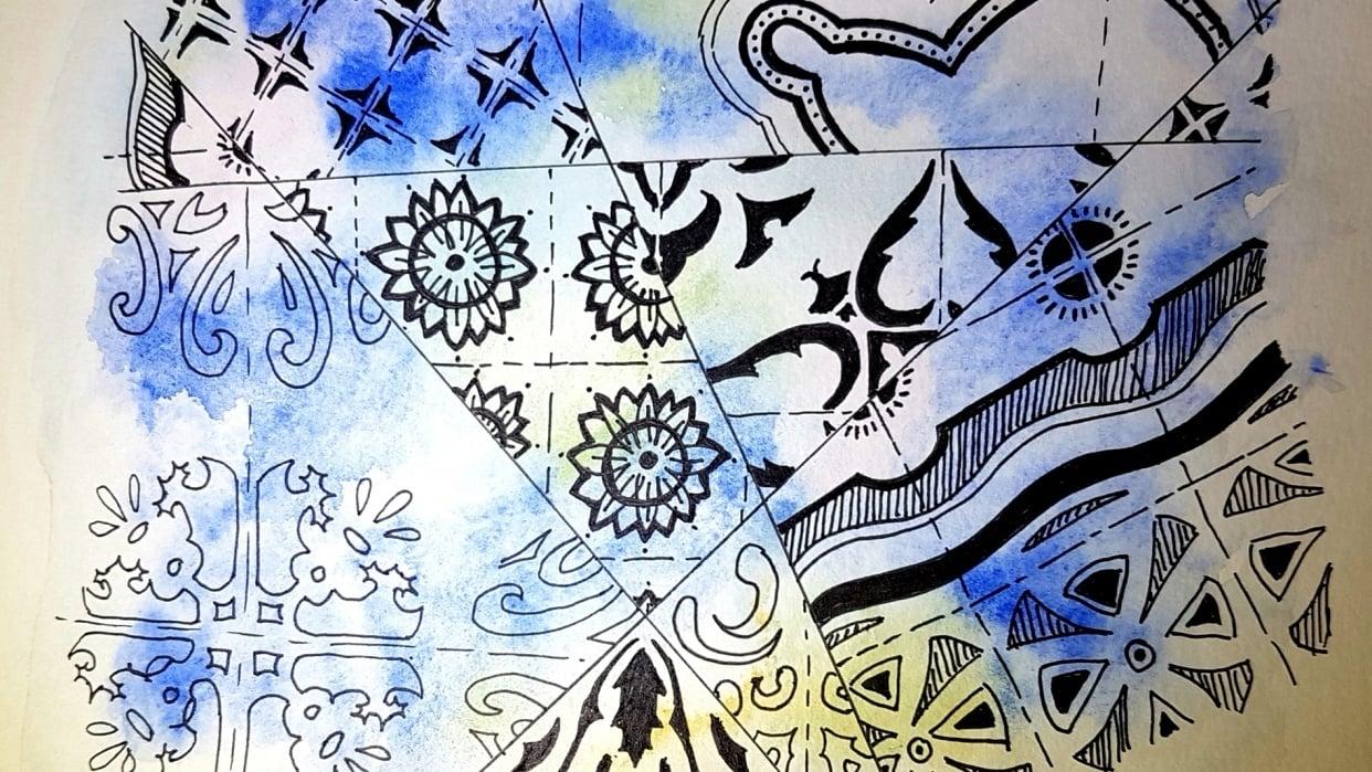 Lisbon Tiles - student project