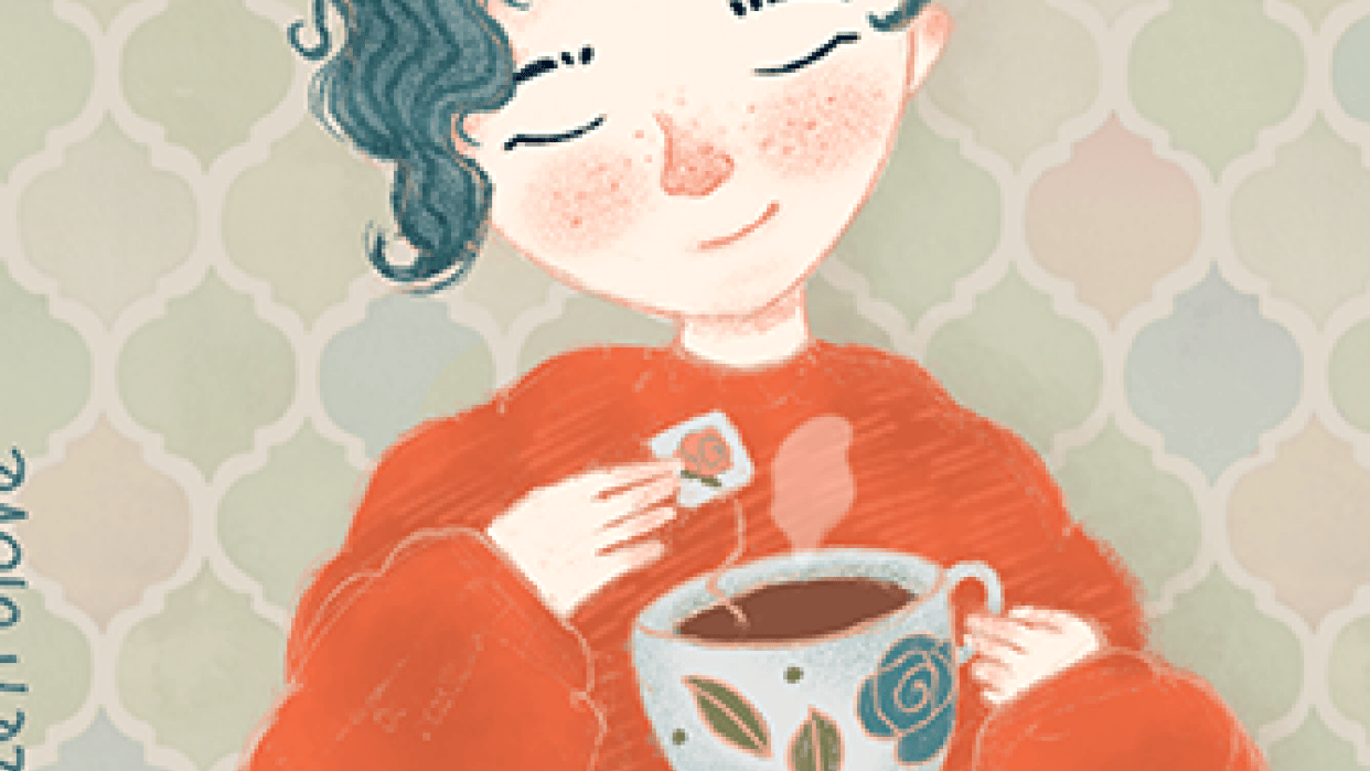 Tea-laxation - student project
