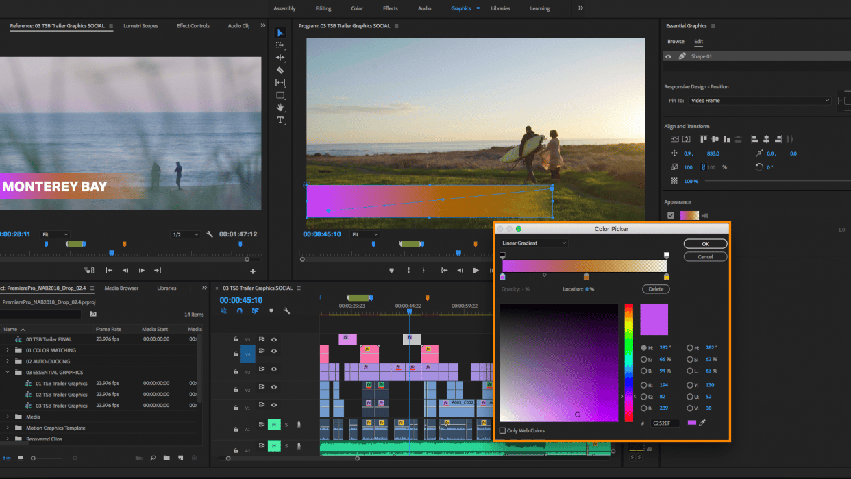 Premiere Pro for Beginners - student project