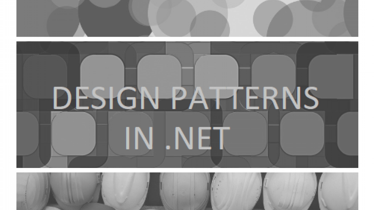 Design Patterns in .NET - student project