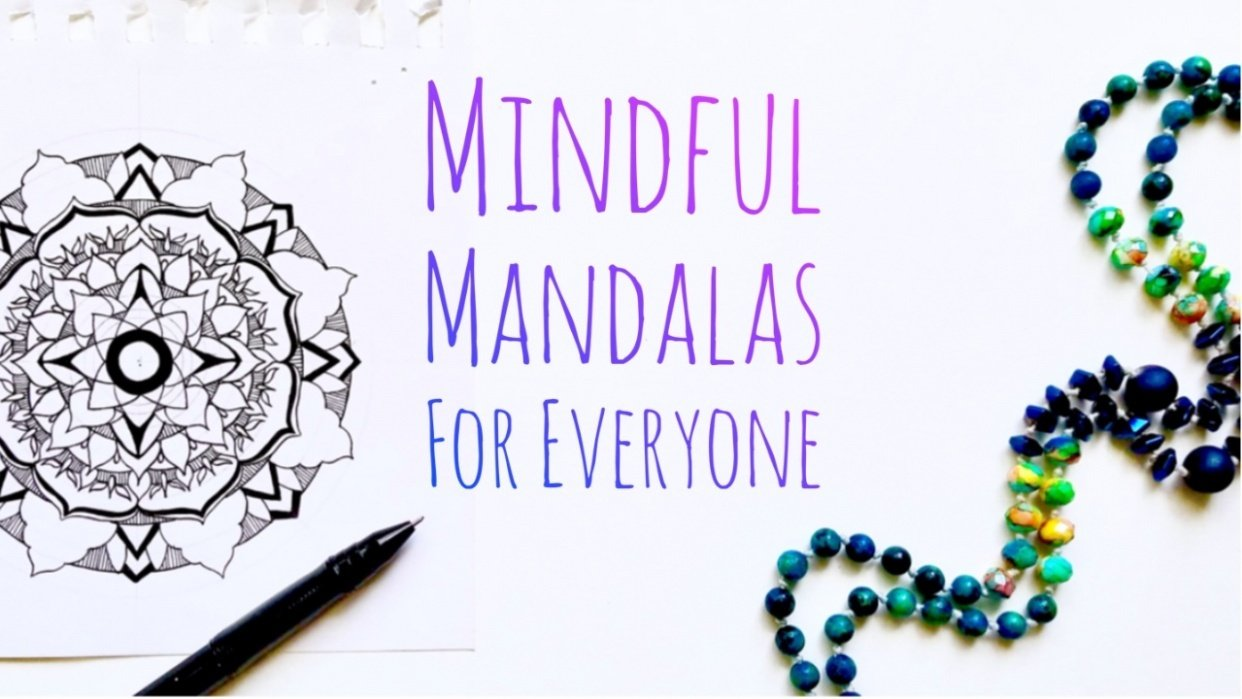 Mindful Mandalas for Everyone - student project
