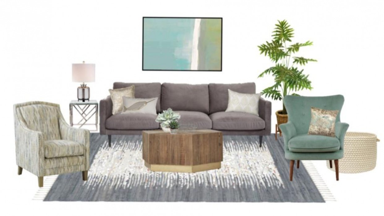 The Fool-Proof Formula to Decorating your Vacation Rental - student project