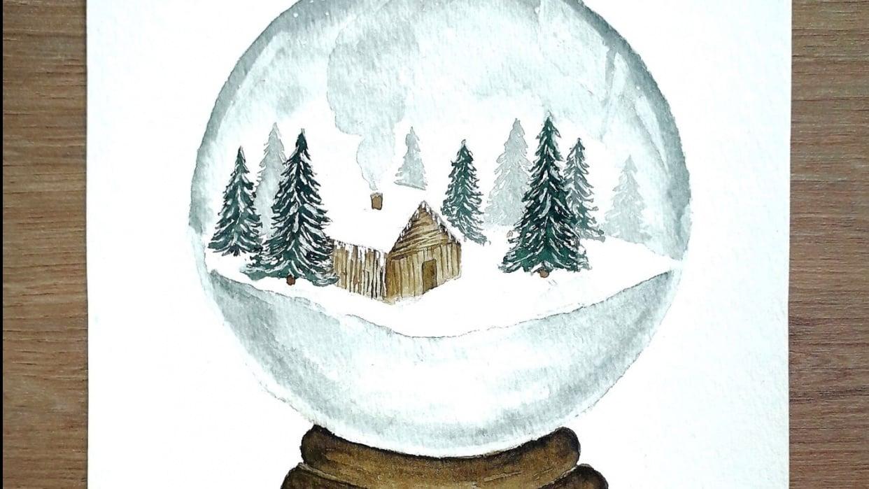 Snowglobe - student project