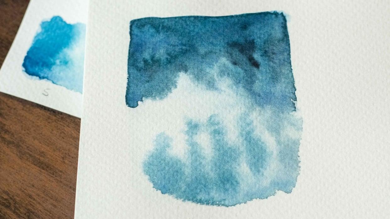 Watercolor Fundamentals - student project