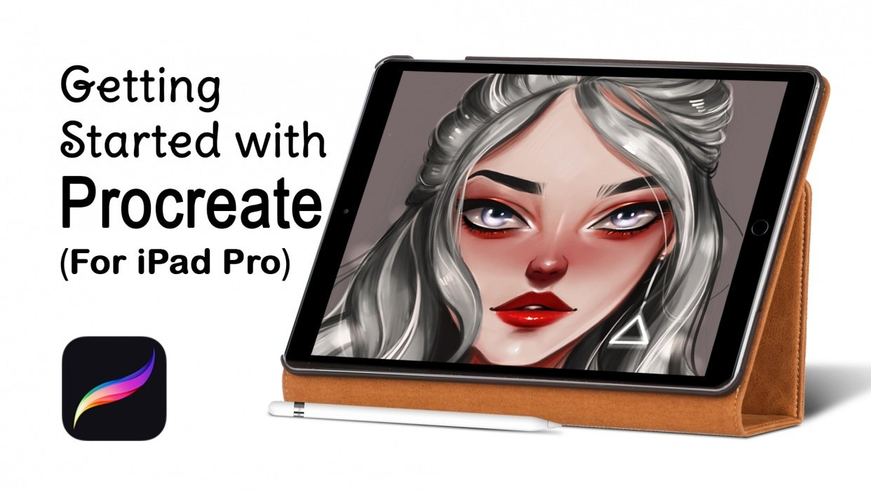 Getting Started with Procreate (For IPad Pro) - student project