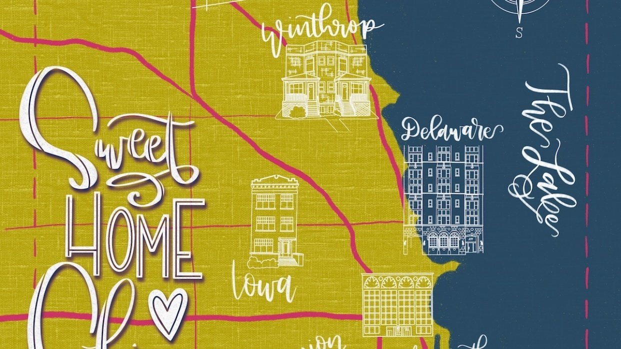 My Sweet Home Chicago - student project