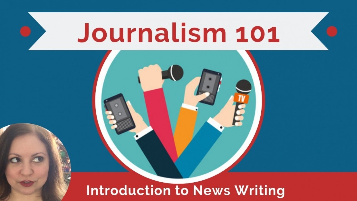 Journalism 101 - student project