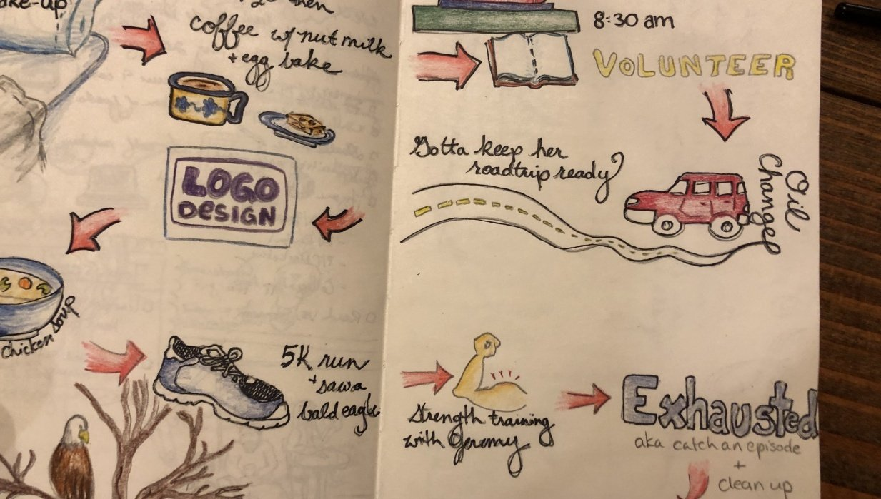 Sketch Journal - student project