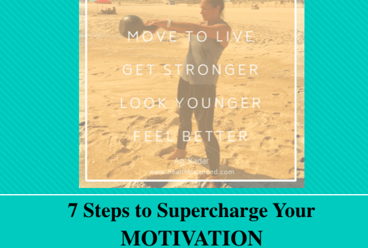 Supercharge Your Motivation and Make Exercise Fun! - student project