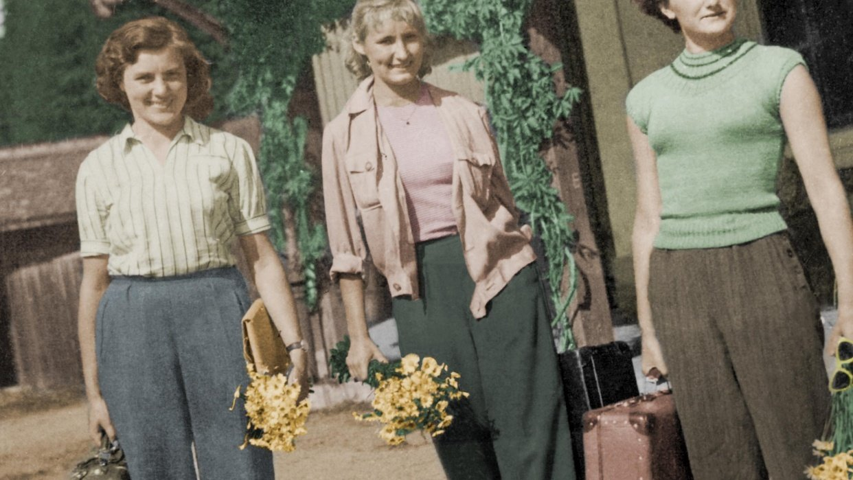 Colorize Photo - student project