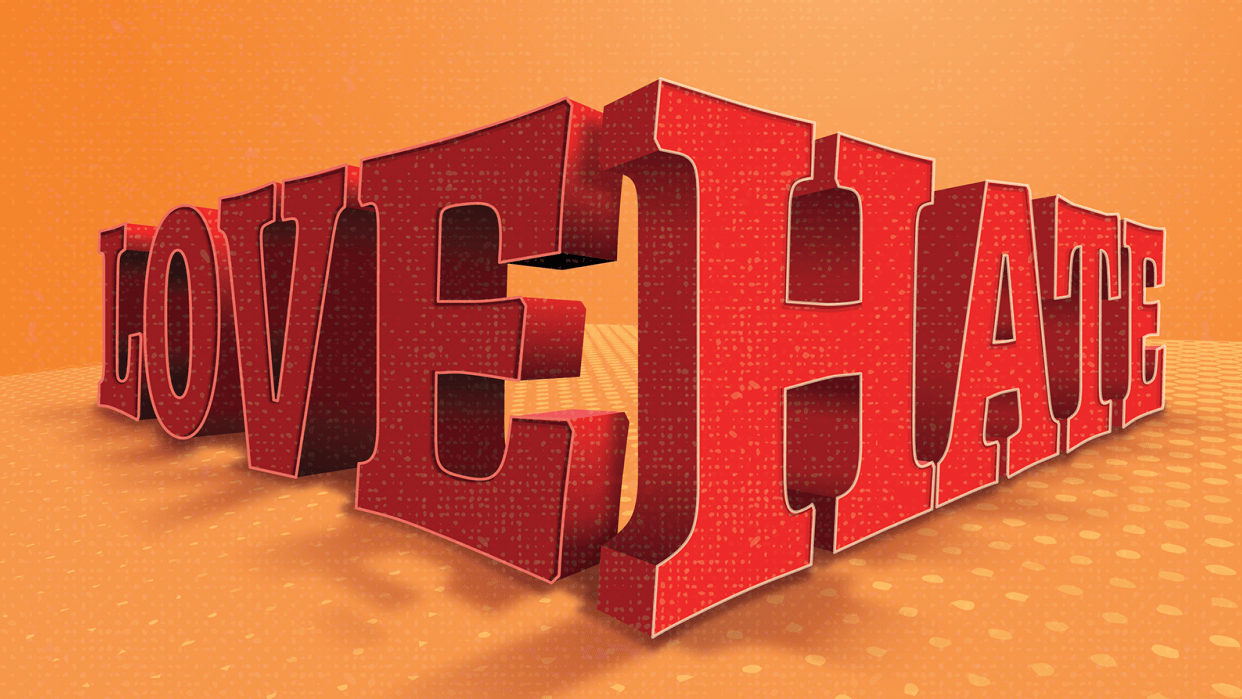 Quick & Easy 3D Text Effect Using Adobe Illustrator - student project