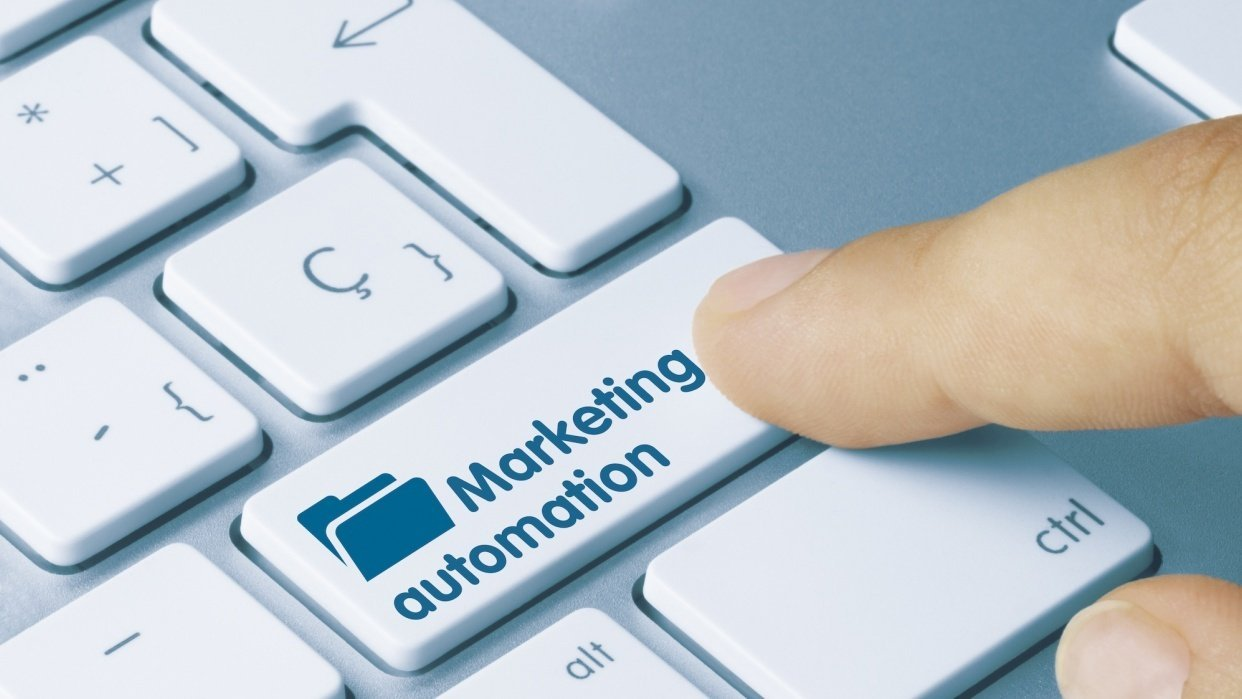 Automate This: Getting Started with Marketing Automation - student project