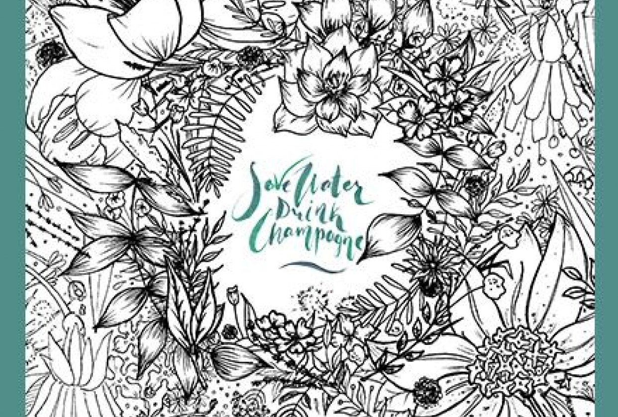 Floral Illustration - student project