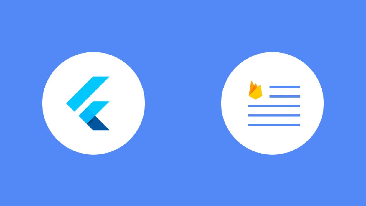 Flutter messaging app development - student project