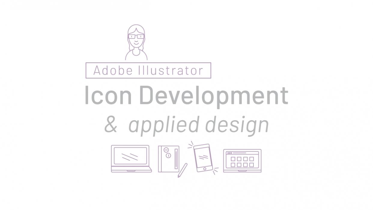 Icon Development & Design Application - student project