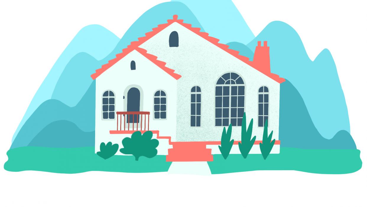 High Desert House - student project