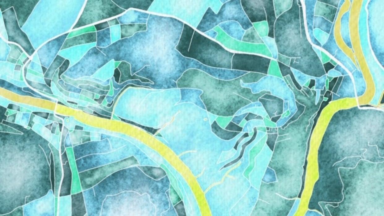 Stadt-Karten - student project
