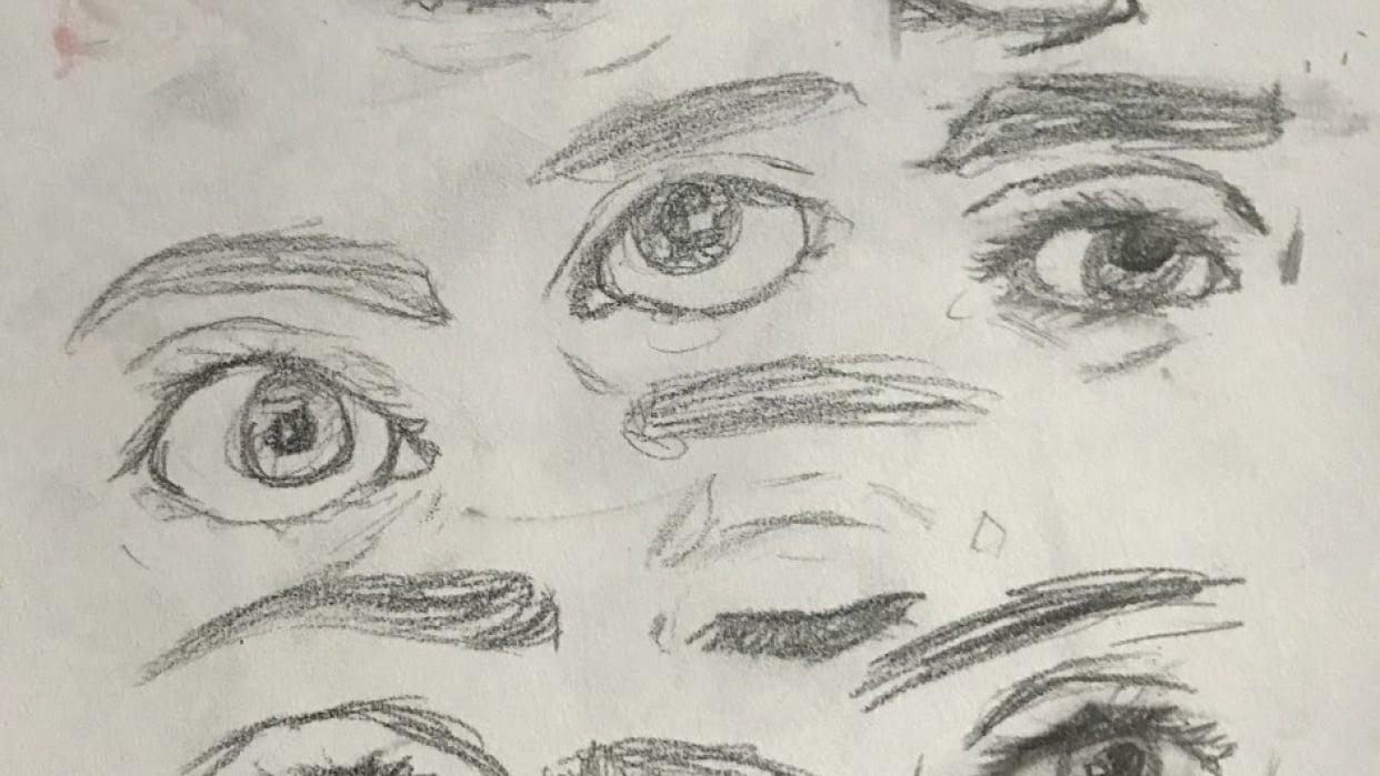Eye studies - student project